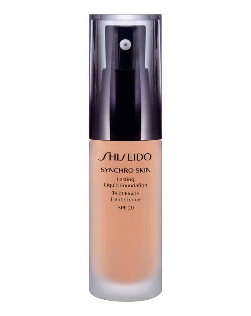 Shiseido Lasting Foundation