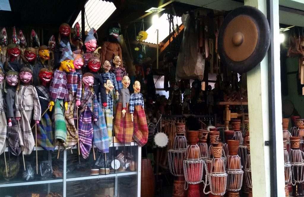 Souvenir Bandung murah