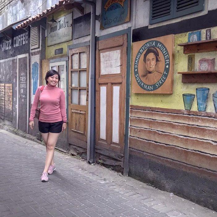 tempat wisata bandung Sudirman Street