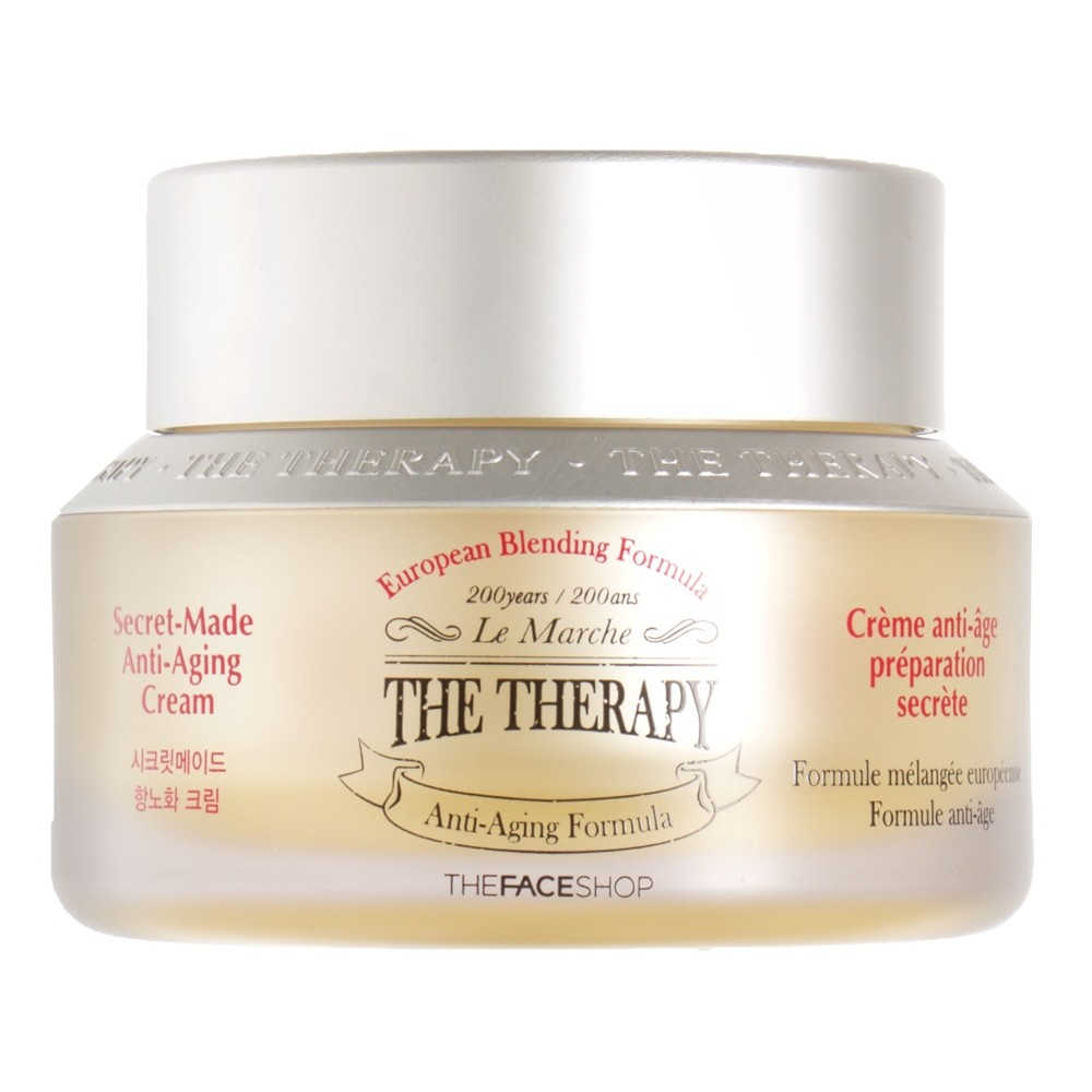 THE FACE SHOP The Therapy Secret-made Anti-aging Cream