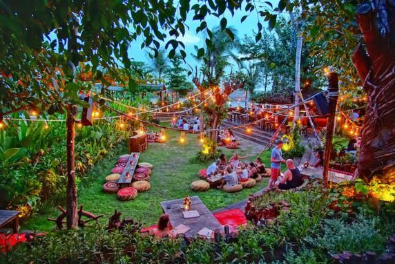 Tempat Seru di Bali La Laguna bali