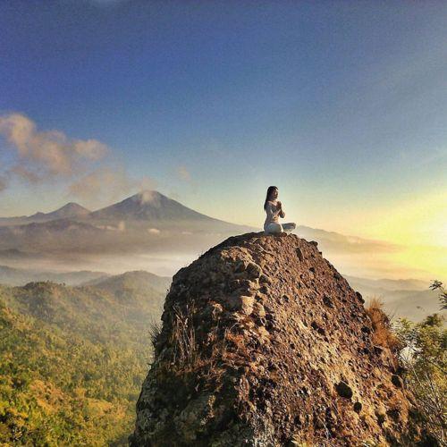 Tempat wisata alam di Jogja yang murah meriah