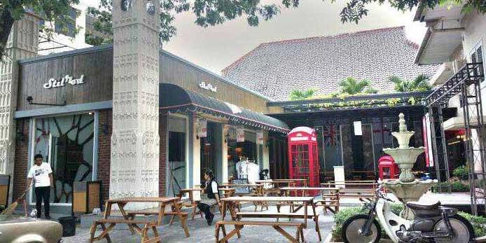 Stilrod Café Surabaya