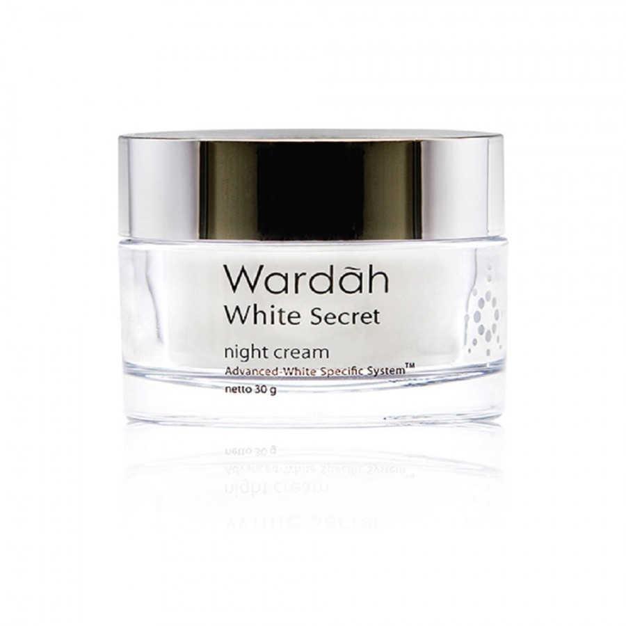 Wardah White Secret Night Cream