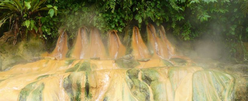 Wisata Pancuran 7 Baturaden