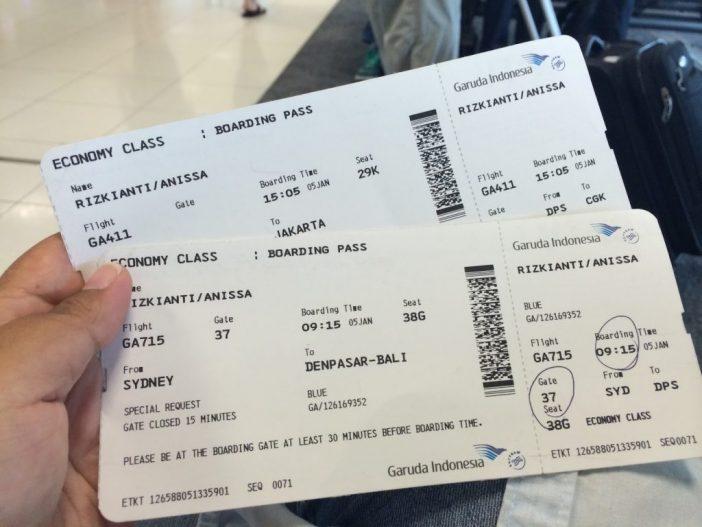 tiket pesawat murah ke bali