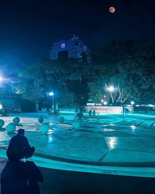 tempat wisata malam di bandung