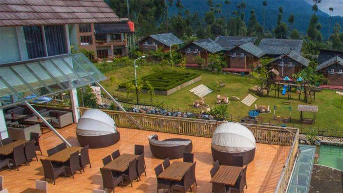 ciwidey valley resort restoran