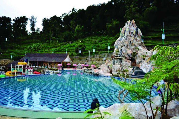 ciwidey valley resort water park