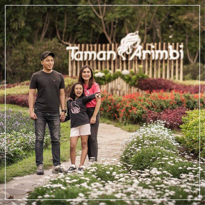 tempat wisata romantis di bandung dusun bambu