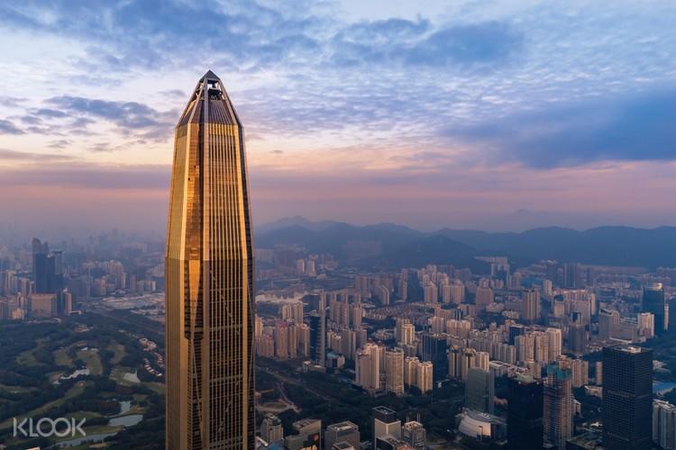 Ping An Finance Center, Shenzhen