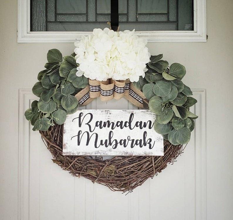 dekorasi ramadhan simple