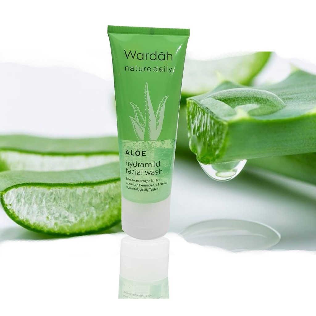 Wardah Nature Daily Hydramild Facial wash