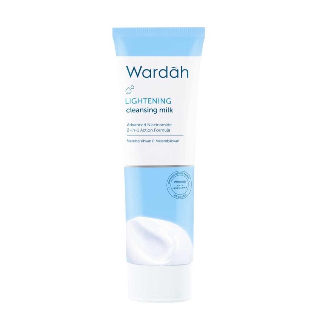 Wardah Lightening Cleansing Milk