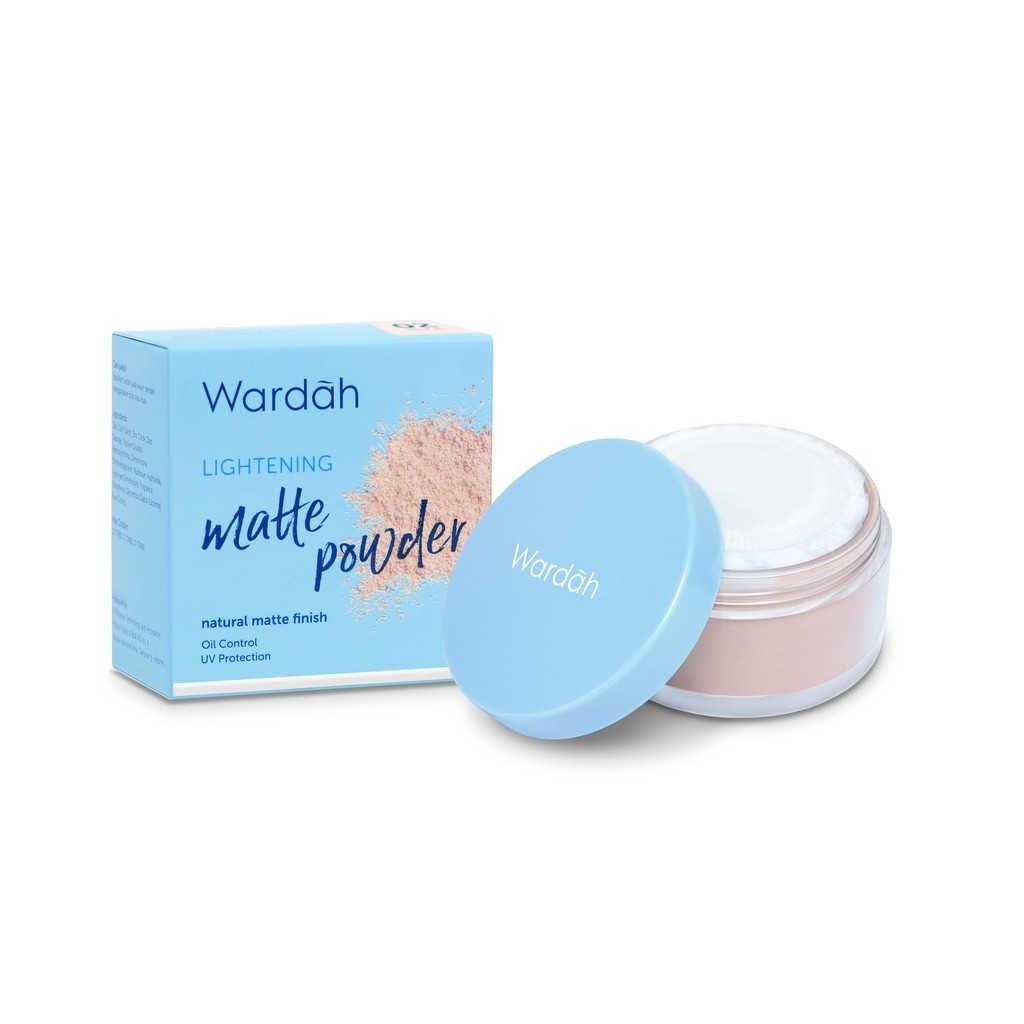 Wardah Lightening Matte Powder