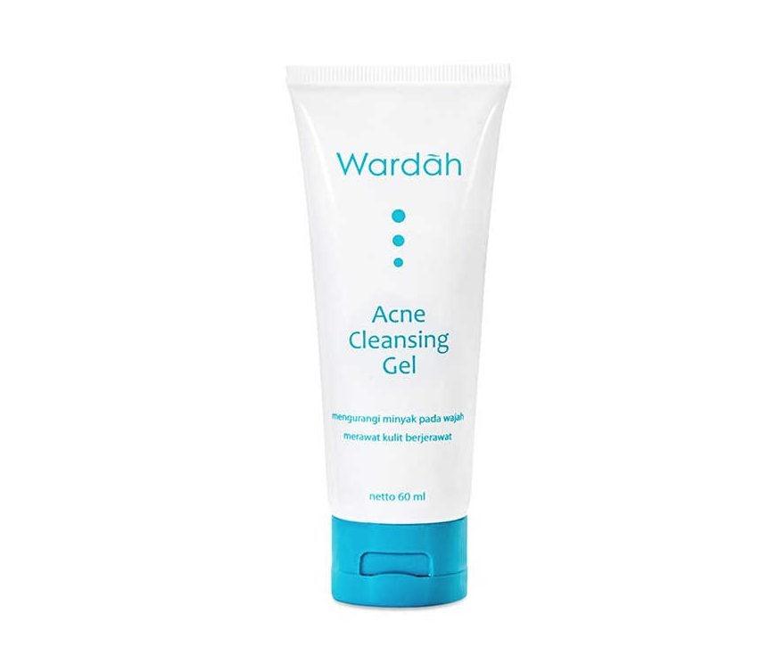 Wardah Acne Cleansing Gel
