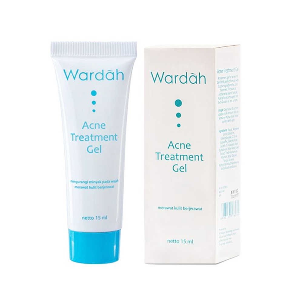 Wardah Acne Treatment Gel