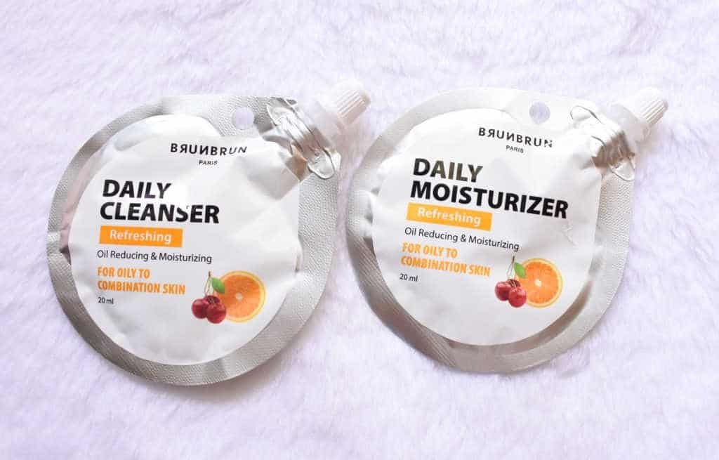 Brunbrun Paris Refreshing Daily Moizturizer for Oily To Combination Skin
