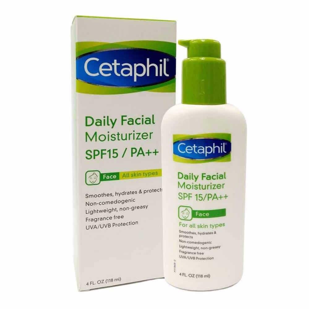 Cetaphil Daily Facial Moisturizer Untuk Jerawat