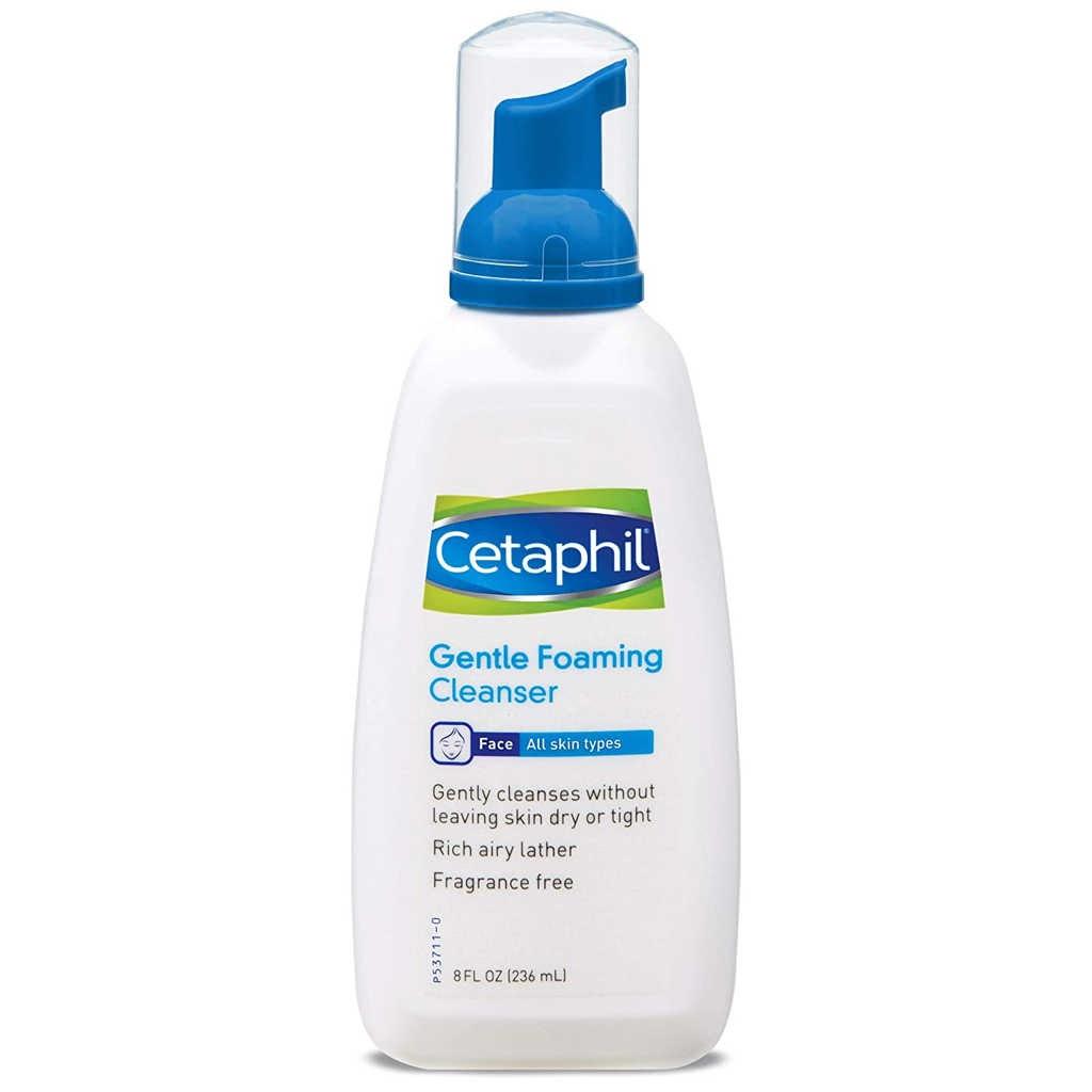 Cetaphil Gentle Foaming Cleanser Untuk Jerawat