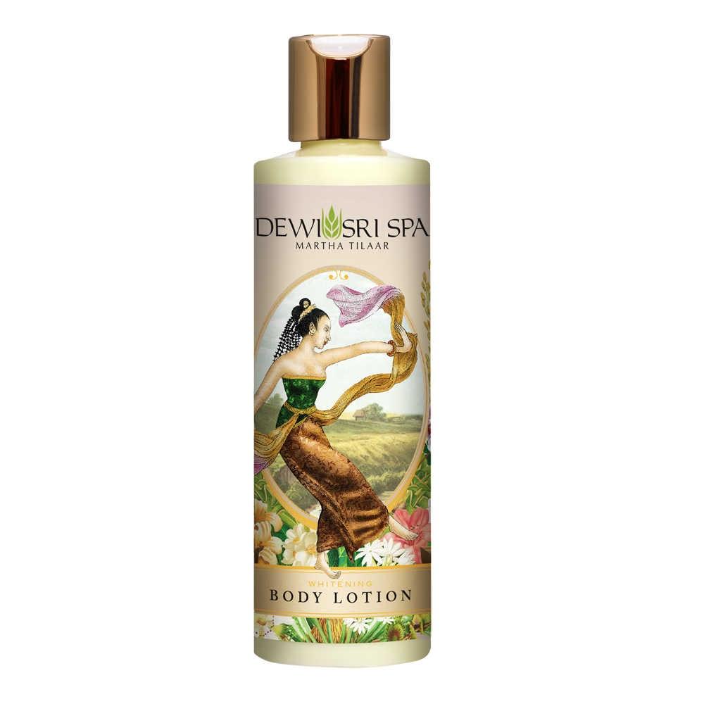 Dewi Sri Spa Whitening Body Lotion