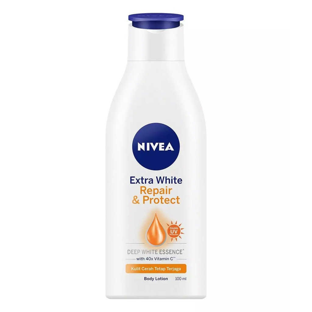Nivea Extra White Repair & Protect Lotion