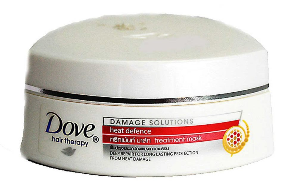 Dove Damage Therapy Heat Defence Treatment Mask