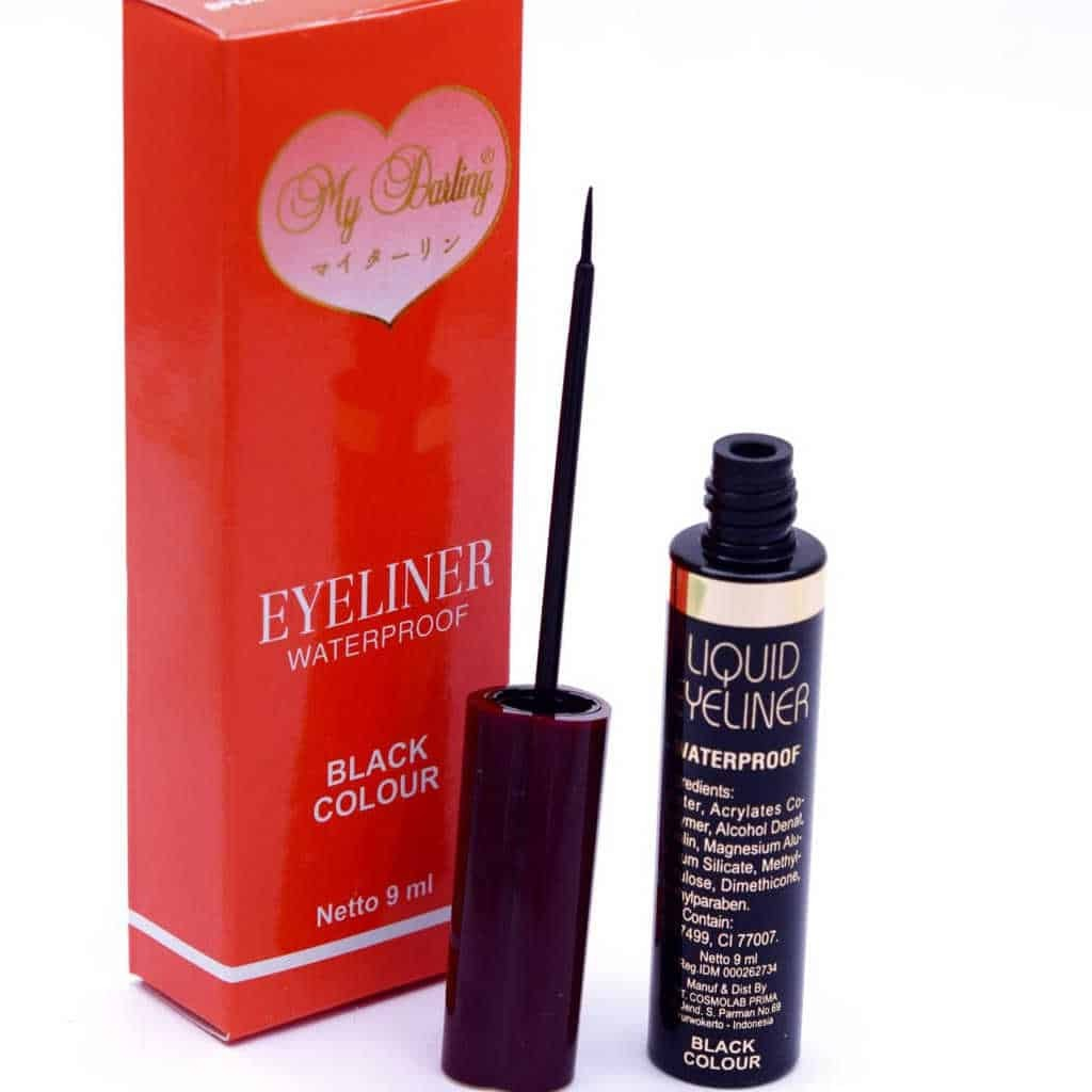 My Darling Liquid Eyeliner Waterproof