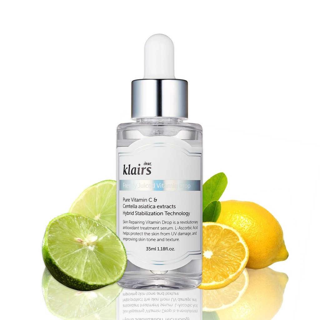 Klairs The Ultimated Antioxidant Vitamin Serum – Fresh Juiced Vitamin Drop