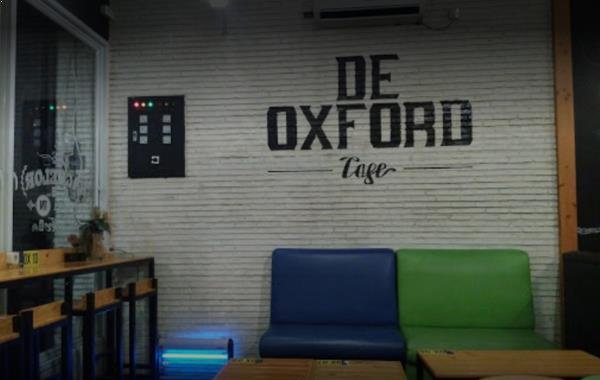 makassar info de oxford cafe