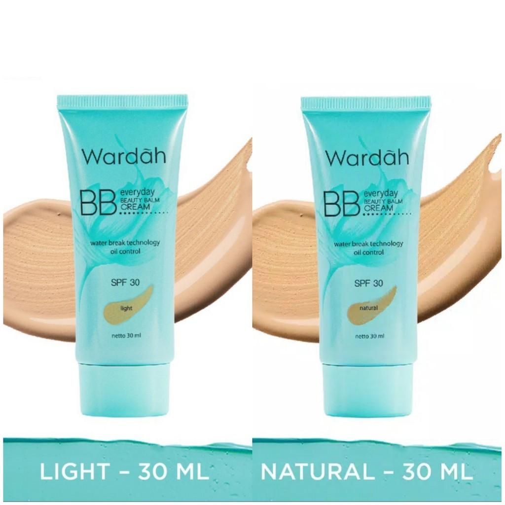Shade Bb Cream Wardah