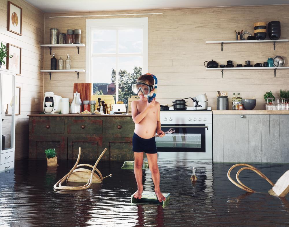 cara melindungi rumah dari banjir
