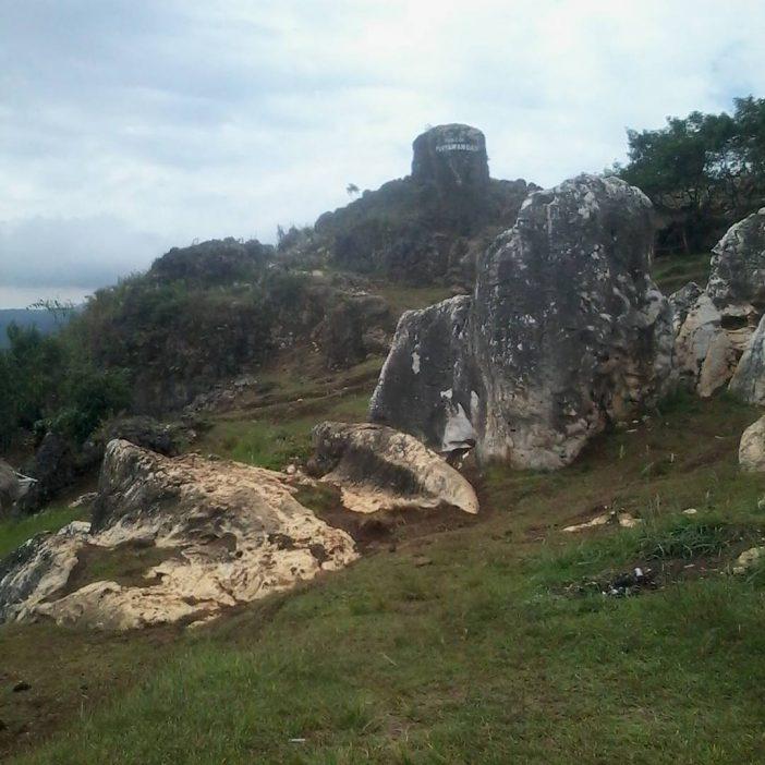 tempat wisata romantis di bandung stone garden geo park
