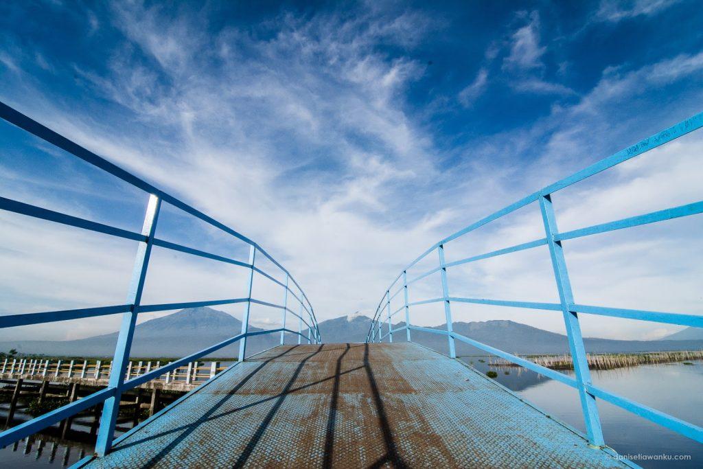 Jembatan Biru Tuntang