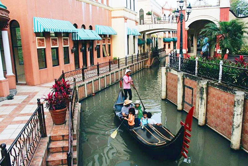 Little Venice Cianjur