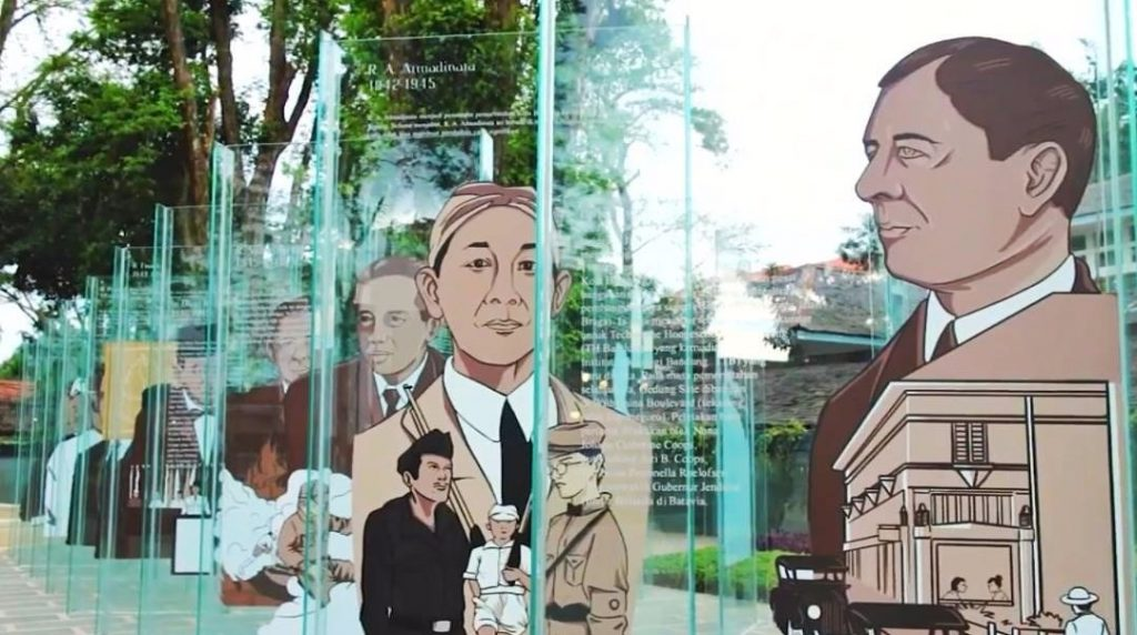 taman sejarah bandung