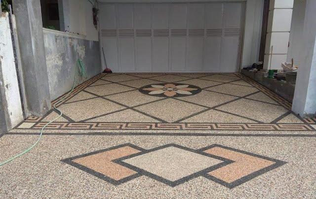 keramik garasi