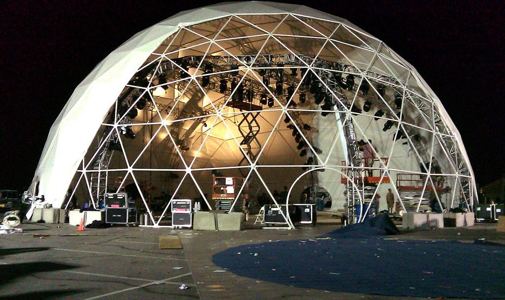 Compound Dome