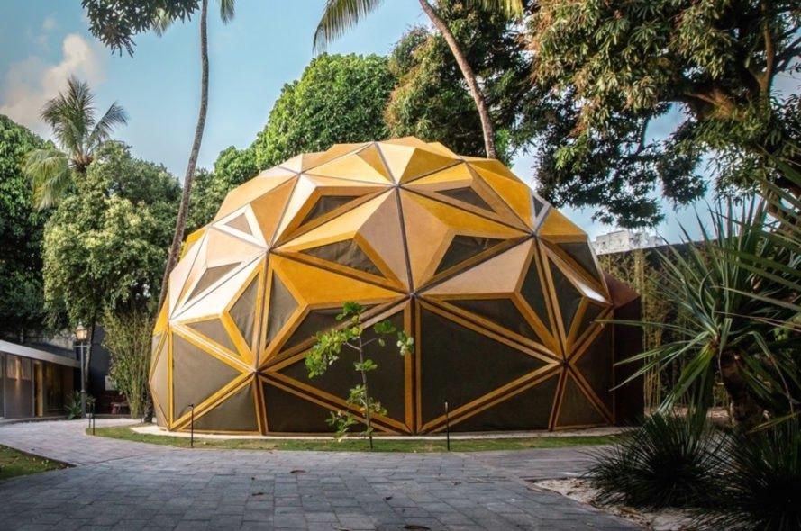 Paviliun Dome