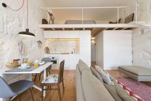 apartemen mezzanine