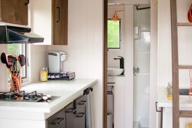 apartemen kitchen