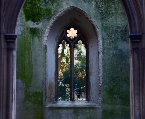 konstruksi gotik