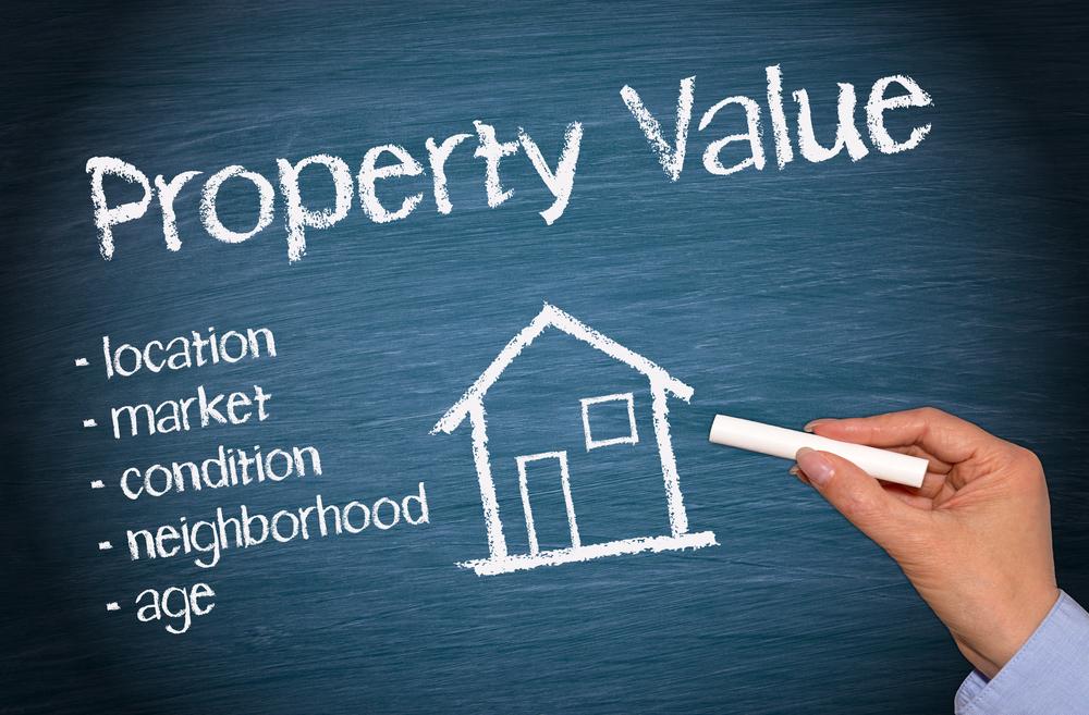 nilai properti
