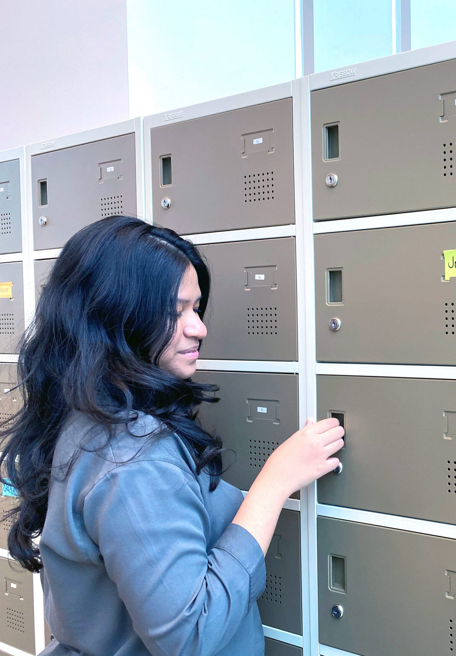 Private Locker