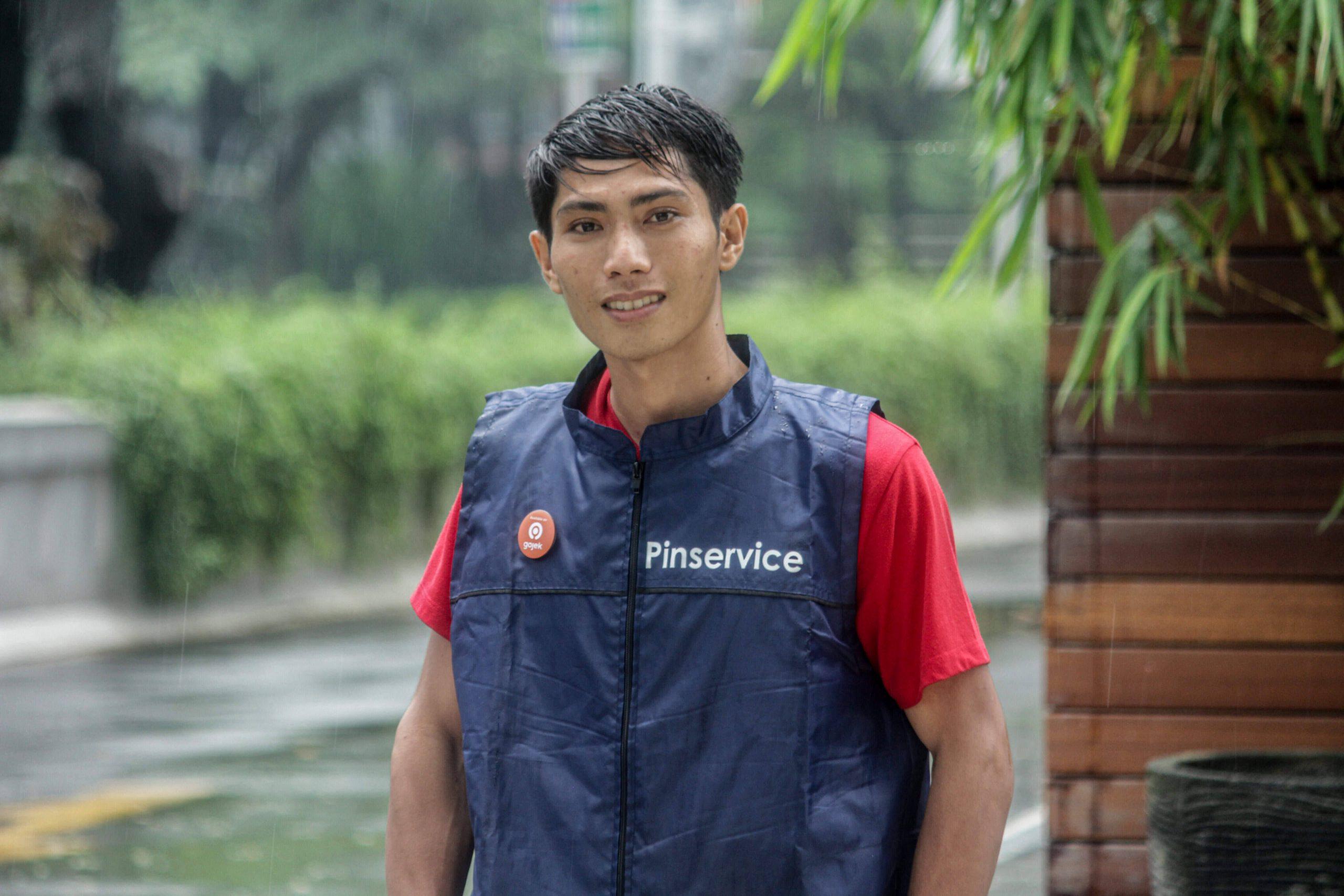 Marjuki (Tuli), Rekan Jasa Pinhome Service - Cuci Mobil
